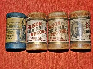 4 discos de phonógraphos CEMIP