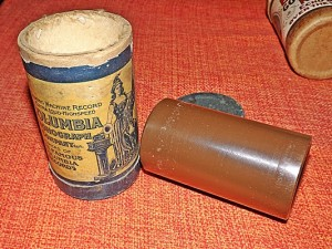 Cilindo Phonographo Columbia CEMIP